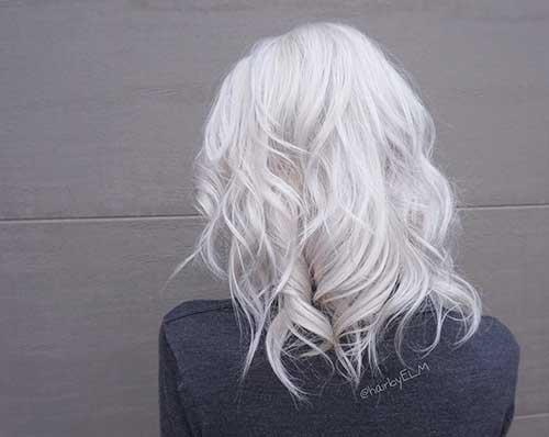 Nice Short Curly Hair - 20