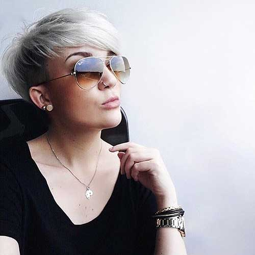 Super Short Asymmetrical Haircuts - 20