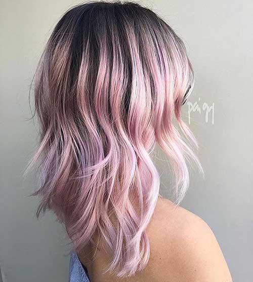 Pink Short Hair - 21