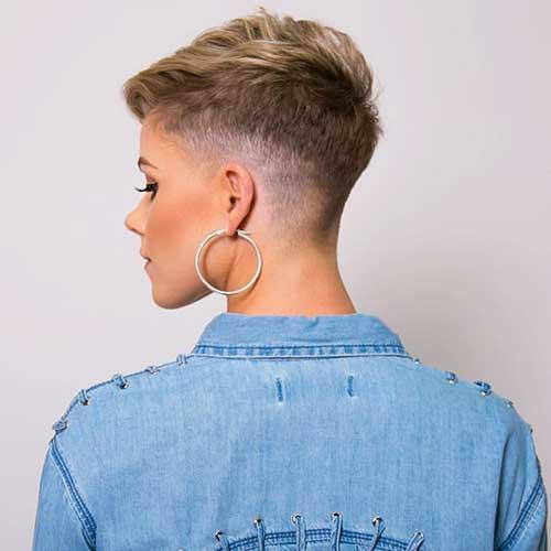 Short Hairstyles Girls - 21