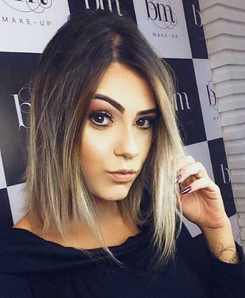 Short Hairstyles For Oval Hairstyles - 21