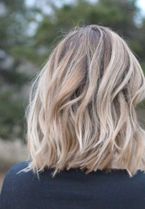 Hairstyles for Short Medium Hair-21