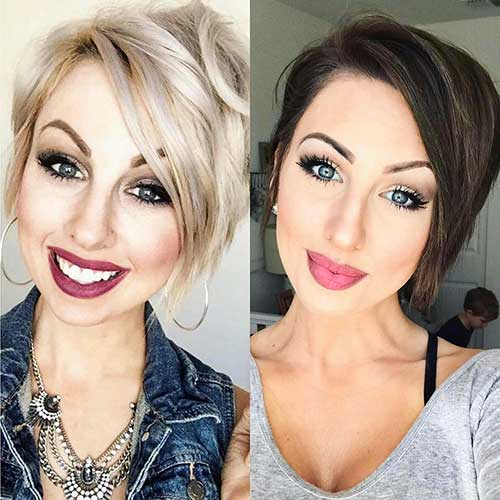 Cute Short Hairstyles - 22
