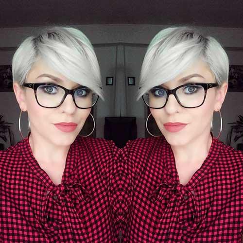 Short Haircut - 22