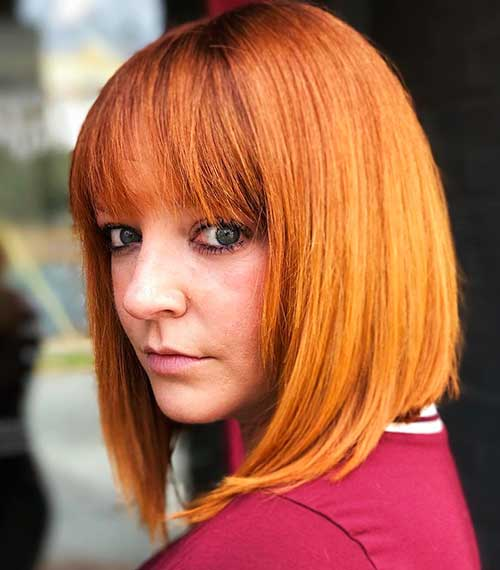 Short Red Hair - 22