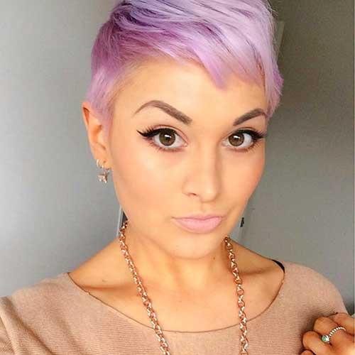 Pink Short Hair - 23