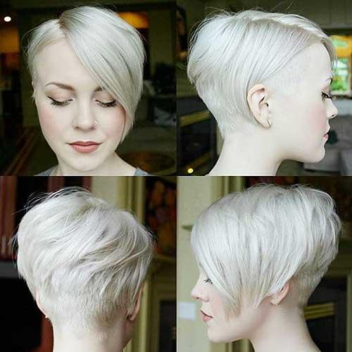 Short Asymmetrical Haircuts - 23