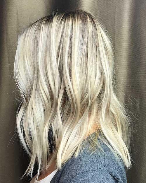 Short Blonde Haircuts - 23