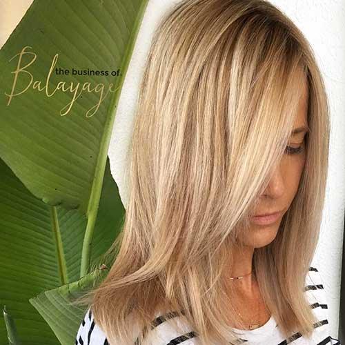 Short Blonde Hairstyles - 23
