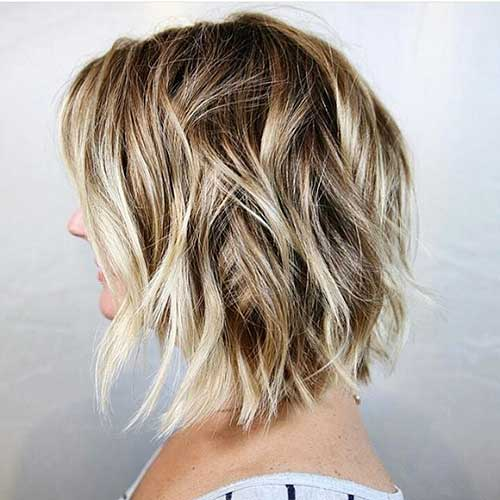 Short Layered Haircuts - 23