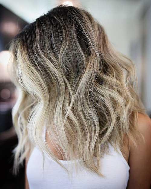 Short Messy Hair - 23