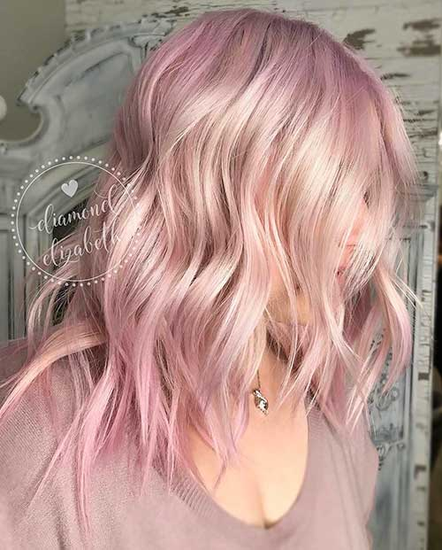 nice short pink hair ideas for young women short hairstyles 2017 2018 most popular short. Black Bedroom Furniture Sets. Home Design Ideas