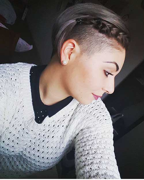 Braids for Short Hair 2017 - 24