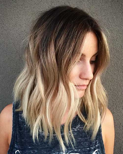 Hairstyles for Short Hair 2017 - 24