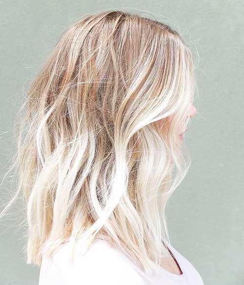 Short Blonde Hair 2017 - 24