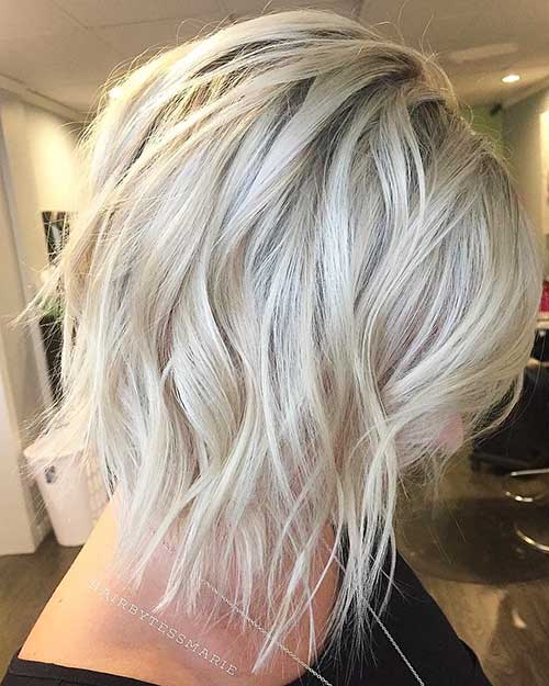 Short Blonde Haircuts 2017 - 24