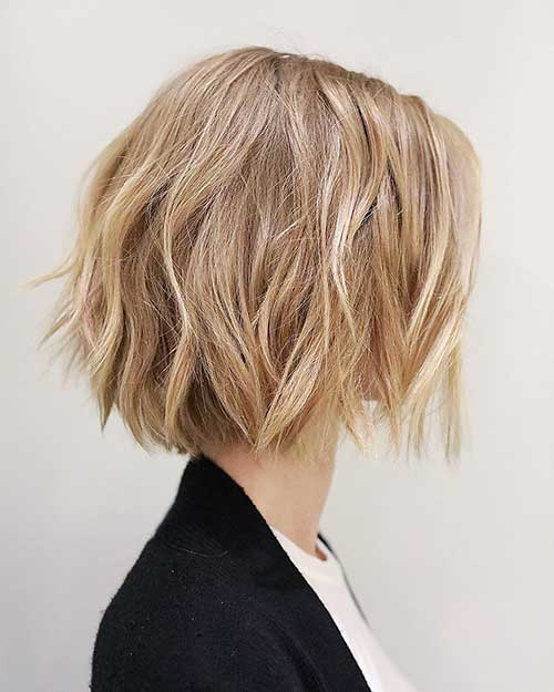 Short Choppy Hairstyles 2017 - 24