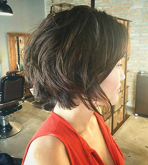 Short Layered Haircuts 2017 - 24