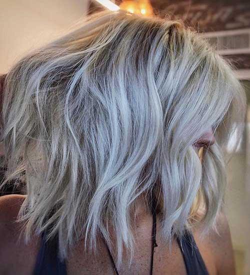 Latest Short Choppy Hairstyles - 25
