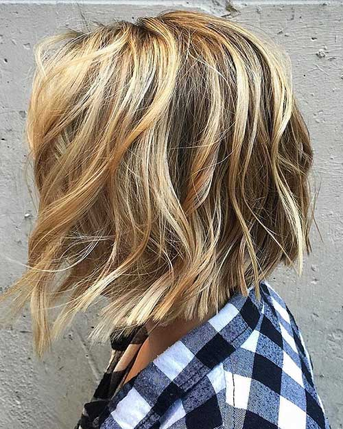 Nice Hairstyles for Short Hair - 25