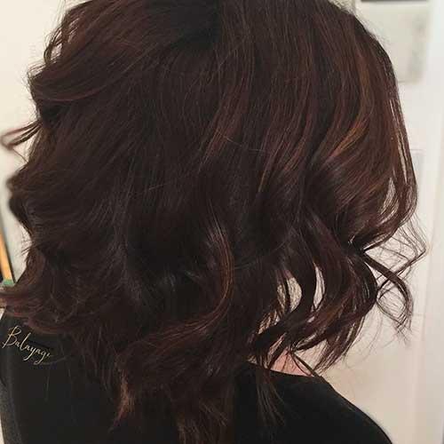 Nice Short Curly Hair - 25