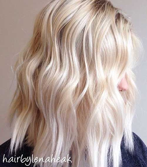 Popular Short Blonde Haircuts - 25