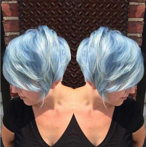 Short Haircuts For Women 2015-25