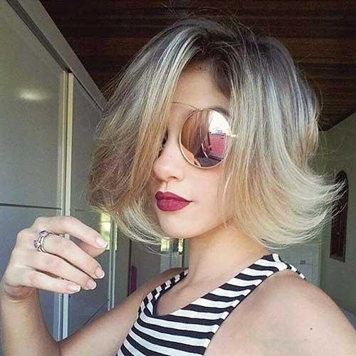 Short Hairstyles Girls - 26