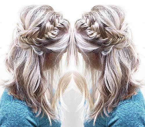 Braids for Short Hair - 27