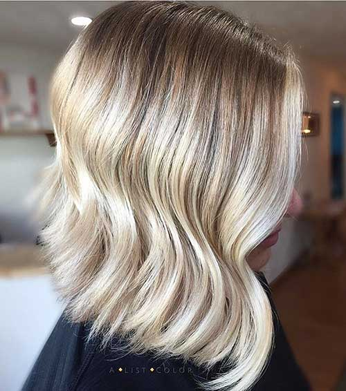 Short Blonde Haircuts - 27