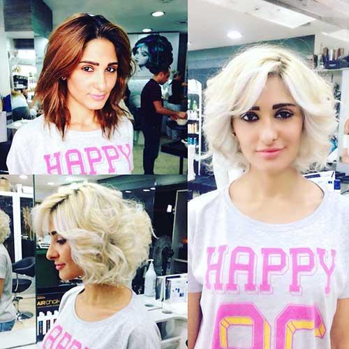 Short Curly Hair - 27