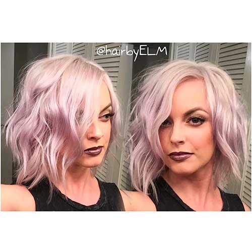 Short Messy Hair - 27