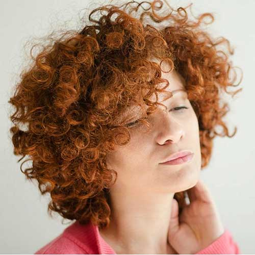 30+ Cool Short Naturally Curly Hairstyles