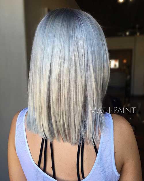Short Straight Hairstyles - 27