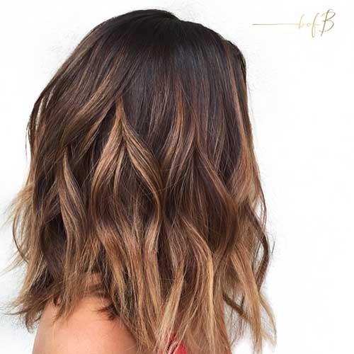 Short Wavy Hair - 27