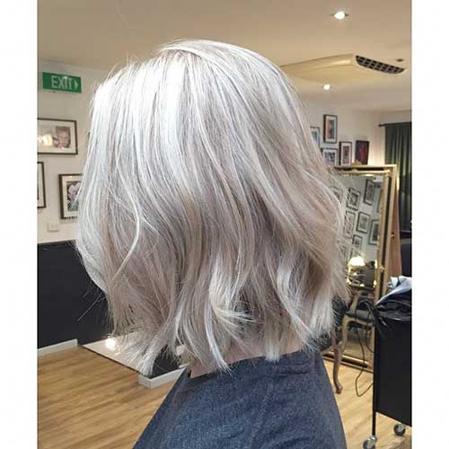 Hairstyles for Short Hair 2017 - 28