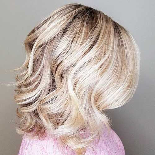 Short Blonde Haircuts 2017 - 28