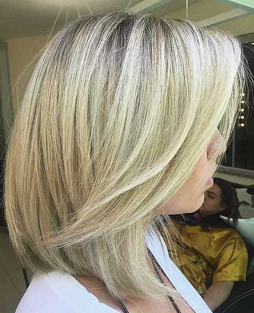Short Blonde Hairstyles 2017 - 28