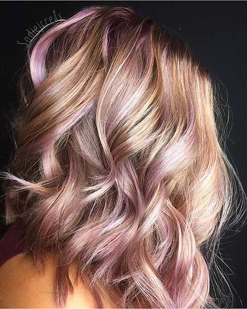Short Curly Hairstyles 2017 - 28