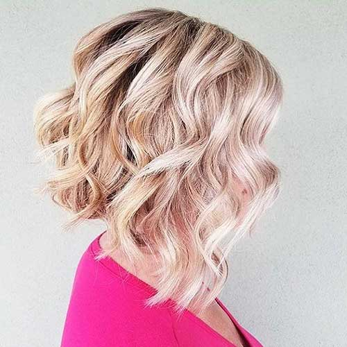 Short Curly Hairstyles for Women 2017 - 28