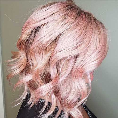Short Haircuts for Curly Hair 2017 - 28