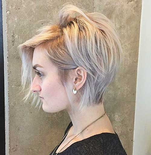 Nice Short Hairstyle Ideas For Teen Girls Short