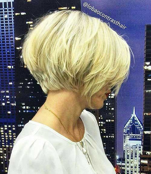 Short Layered Hairstyles 2017 - 28