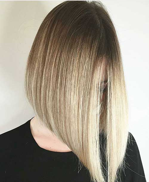 Short Straight Hairstyles 2017 - 28