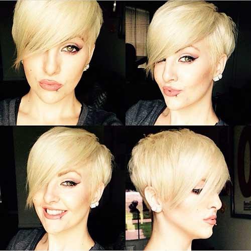 Latest Short Blonde Hair - 29