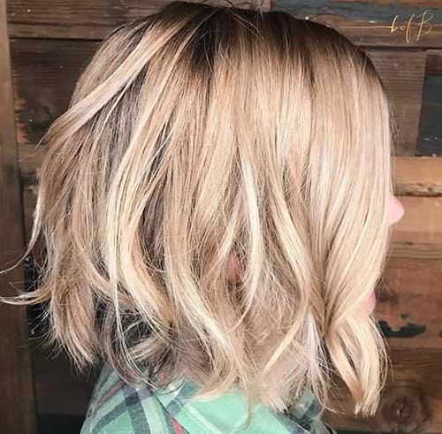 Latest Short Choppy Hairstyles - 29