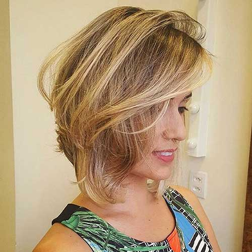 Latest Short Layered Haircuts - 29