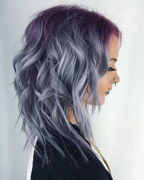 Nice Short Curly Hair - 29
