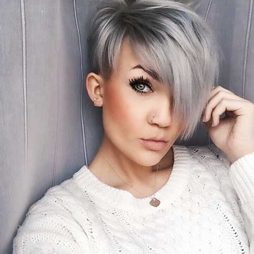 Short Asymmetrical Haircuts 2017