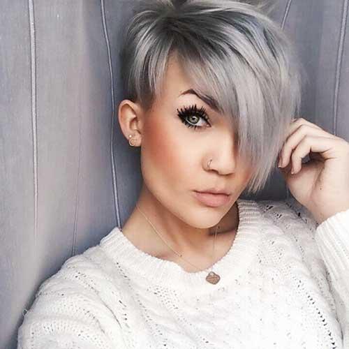 Short Asymmetrical Haircuts 2017